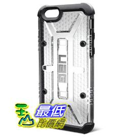 [103 美國直購] 手機殼 URBAN ARMOR GEAR Case for iPhone 6 /6s (4.7 screen) Clear 鑽石透明
