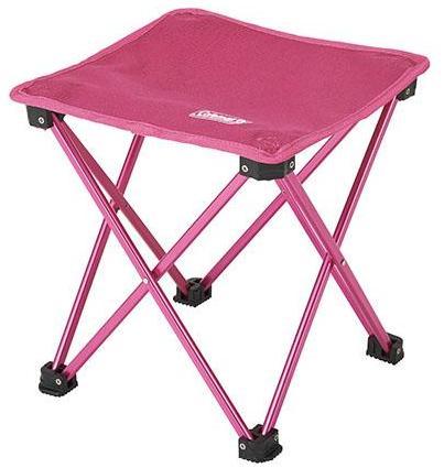 Coleman 輕便摺疊凳/露營椅/折疊椅/折椅 CM-21985M000 洋紅