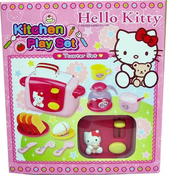 Hello Kitty/家家酒系列/KT貓烤麵包機【六甲媽咪】