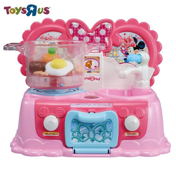 玩具反斗城 迪士尼 米妮甜蜜家家酒廚房