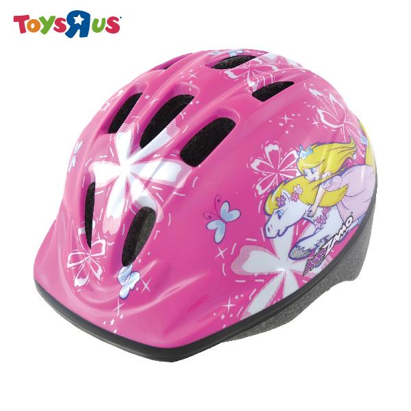 玩具反斗城  女孩腳踏車安全帽 (大)-粉