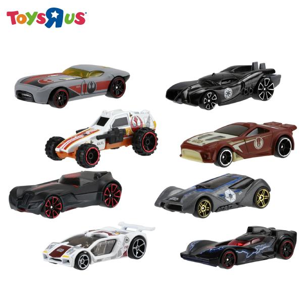 玩具反斗城  風火輪星際大戰1:64合金小車基本款