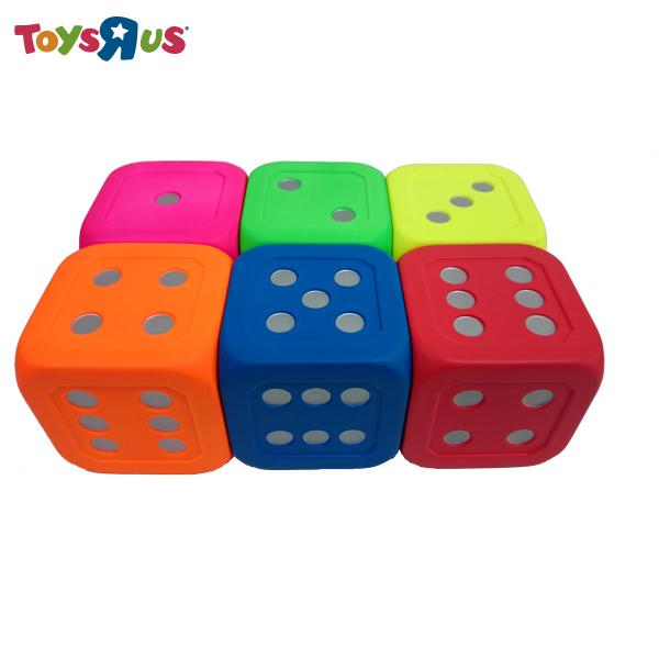 玩具反斗城  MG 15CM 大骰子