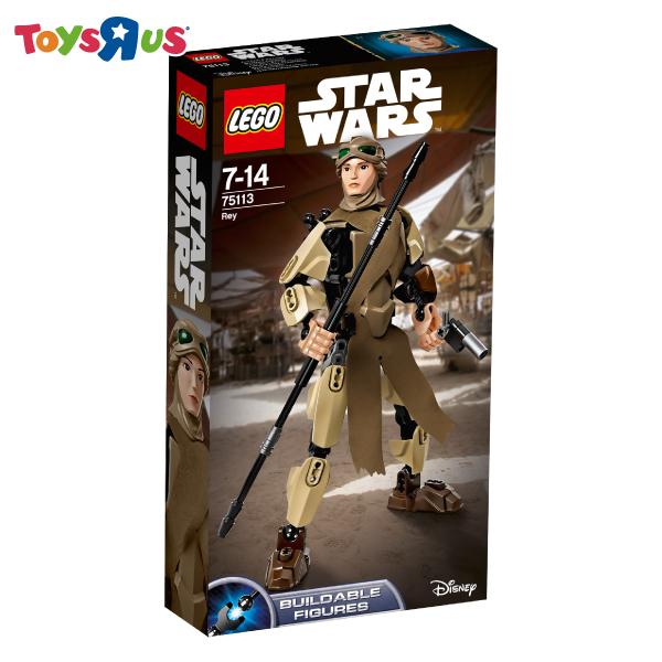 玩具反斗城  樂高 Lego 75113 星際大戰 Rey***