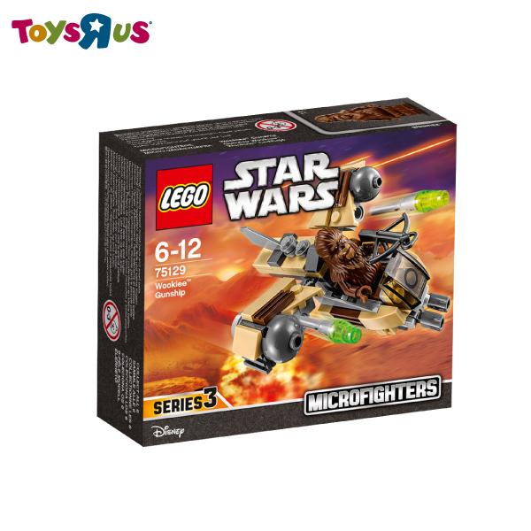 玩具反斗城  樂高 LEGO 75129 星際大戰Wookiee? Gunship***