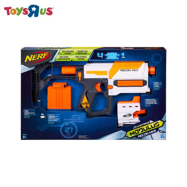 玩具反斗城  NERF 自由模組 MK11偵查衝鋒槍