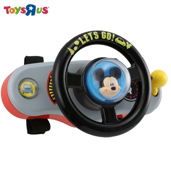 玩具反斗城 米奇音樂方向盤