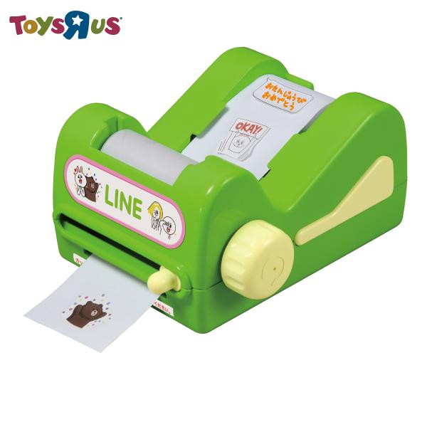 LINE貼紙製作機 玩具反斗城