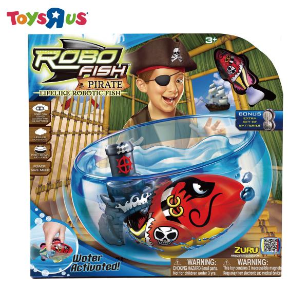 電子魚海盜水族箱組 玩具反斗城