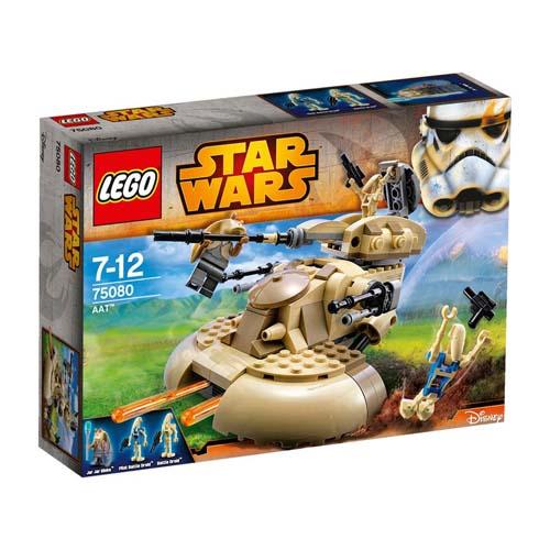 【LEGO 樂高積木】星際大戰系列 - AAT 裝甲強襲坦克 LT 75080