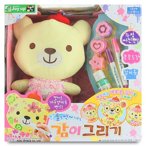 【MIMI WORLD】寶貝熊魔法塗鴉組 MI52753