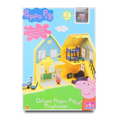 【粉紅豬小妹】豪華房屋組 PE05336