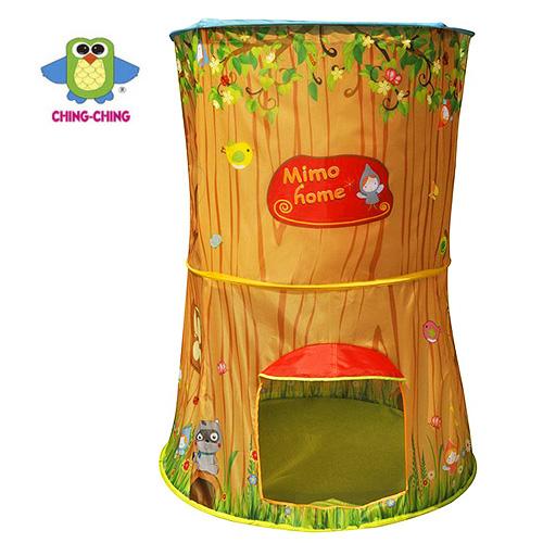 【親親Ching Ching】樹屋遊戲帳篷+100球 CBH-31