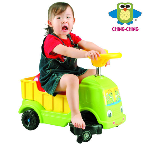 【親親Ching Ching】童車系列 - 卡車扭扭車(SL- 08)