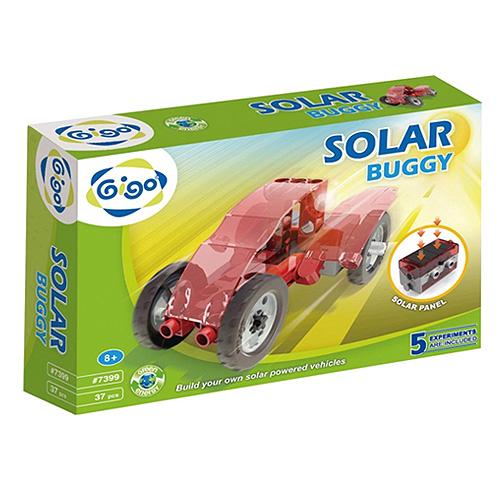 【智高 GIGO】太陽能越野車 (#7399)