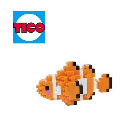 【Tico微型積木】小丑魚 (9706)