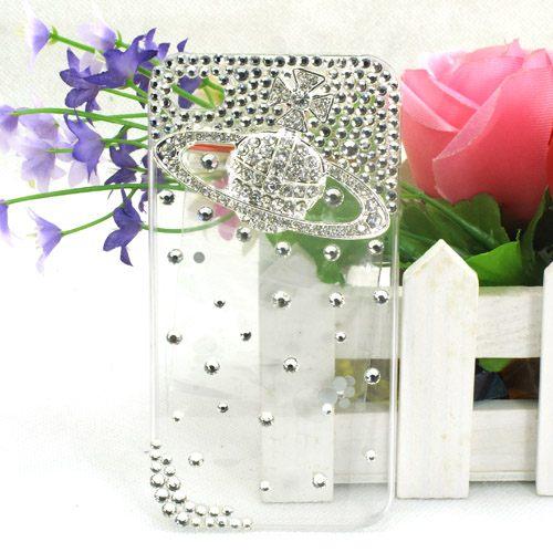 EXPC 白鑽 VIVIENNE WESTWOOD 透明底 iPHONE/SAMASUNG/HTC/貼鑽 水鑽 手機殼 手機殼專賣店
