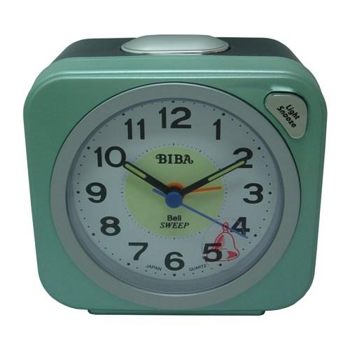 Orient東方 BIBA現代素雅風小鬧鐘(綠)