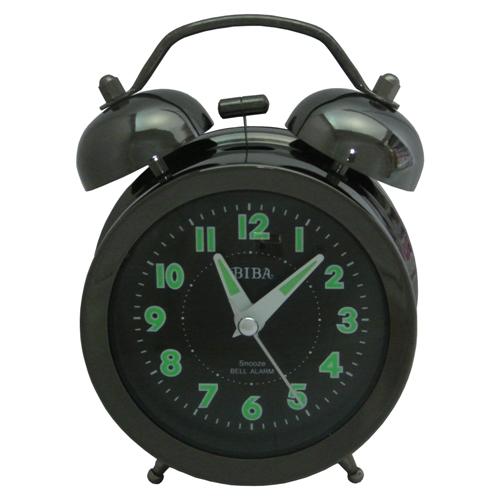 Orient東方BIBA古典雙耳鬧鐘