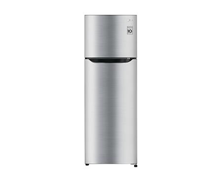 (標準安裝) LG Smart 變頻上下門冰箱 【253公升】電冰箱GN-L305SV (拆箱定位)