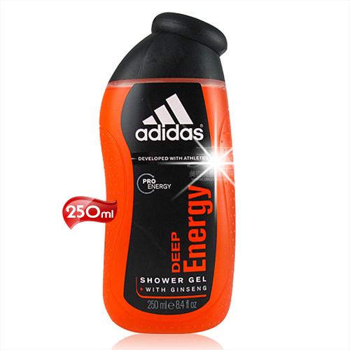 Adidas愛迪達男性沐浴精-250mL(完美勁能) [52193]產地西班牙