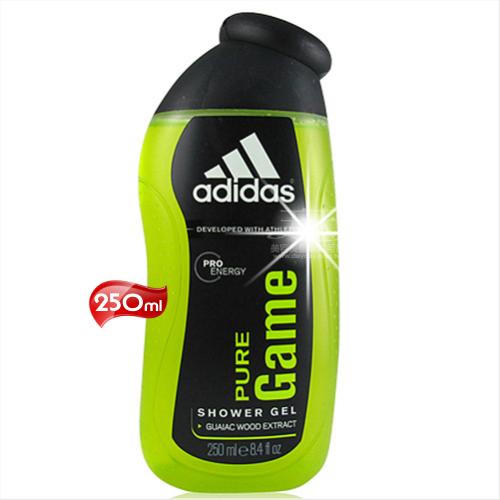 Adidas愛迪達男性沐浴精-250mL(極限挑戰( [52197]產地西班牙