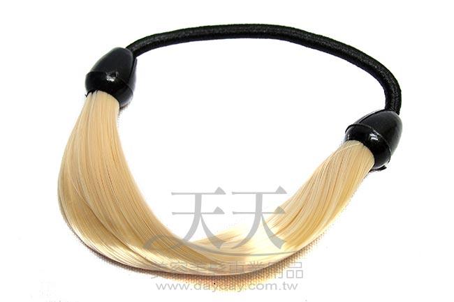 完美 馬尾巴造型髮束 (亞麻黃) [20042] *新娘秘書/造型假髮* ::WOMAN HOUSE::