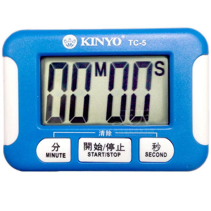KINYO TC-5電子正倒數計時器 [45006] ::WOMAN HOUSE::
