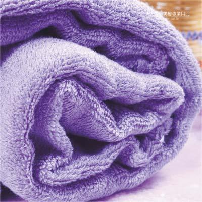 【MIT台灣製造】20兩加厚純棉紫色毛巾被205x120cm(單件) [46600]