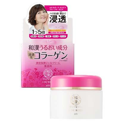 【產地日本】pdc和漢浸透抗皺5in1凝乳-100g [47880]