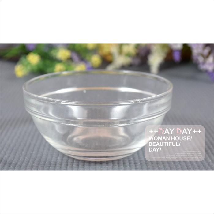 美容敷臉面膜玻璃碗 L(3號) [75809] ::WOMAN HOUSE::