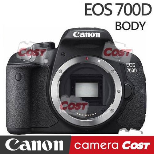 【送32G副電原廠包快門線背帶好禮】Canon EOS 700D BODY 公司貨 單機