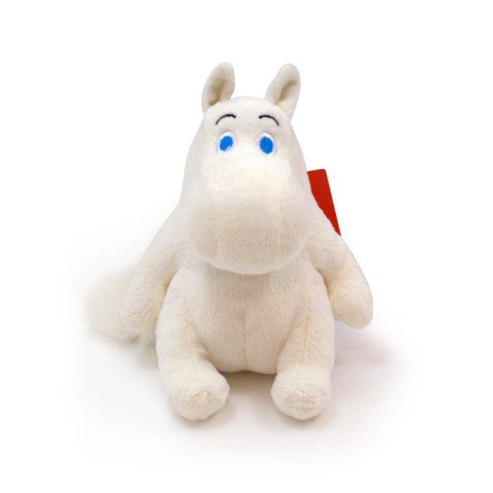 限量【禾宜精品】*正版 Moomin 嚕嚕米 10cm 姆明 吊飾 玩偶 玩具 生活百貨 M102006-A