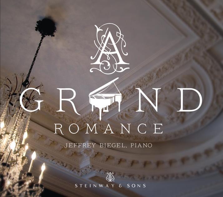 Steinway&Sons 畢格爾(Jeffrey Biegel)/史坦威名琴浪漫小品集(A Grand Romance)【1CD】