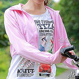 台灣製抗UV防曬認證外套-俏麗短版