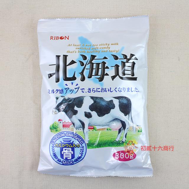 【0216零食會社】日本RIBON-北海道超軟牛乳糖300g