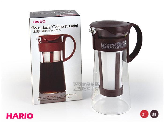 快樂屋? 日本製【HARIO】MCPN-7 玻璃冷泡.冰釀咖啡壺 600ml /泡茶壺/冷水壺/果汁壺