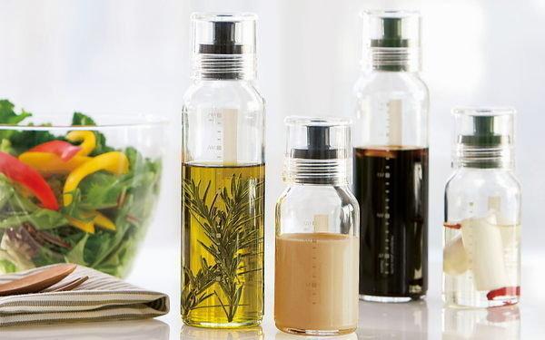 *新品上市*日本製*日本知名品牌 HARIO 玻璃 240ml 醬油瓶/油瓶/醬料調味瓶(大)