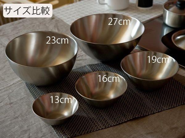 *新品上市*日本製*柳宗理 不鏽鋼 23cm 霧面 調理盆 沙拉缽