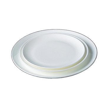 *日本 柳宗理* -骨瓷圓盤(直徑23cm)日本原廠包裝 -Plate-現貨+預購
