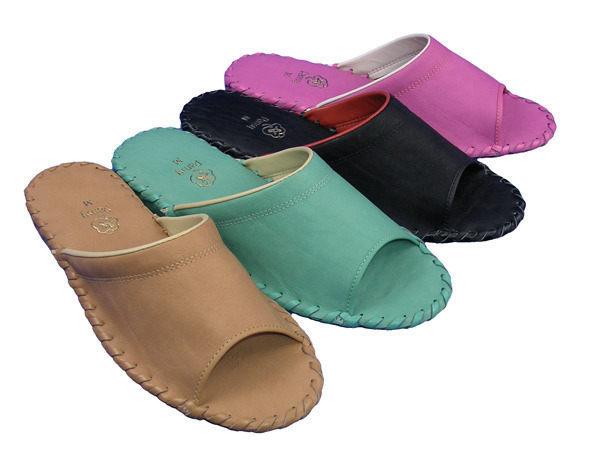 日本皇家品牌*PANSY* 淑女 手工室內拖鞋*經典款