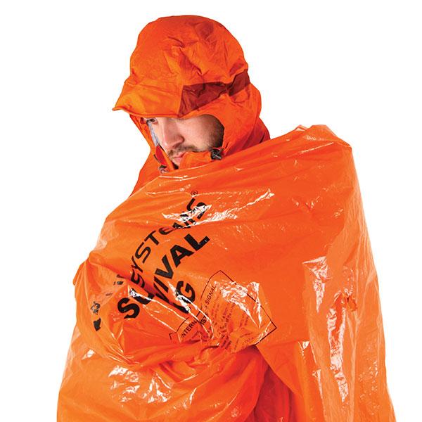 【鄉野情戶外專業】 LiFESYSTEMS  英國  Survival Bag 登山緊急求生袋/大背包防水袋/2090