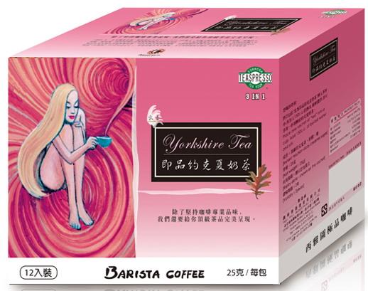 [西雅圖]即品約克夏奶茶(25gx12入)4710782170803