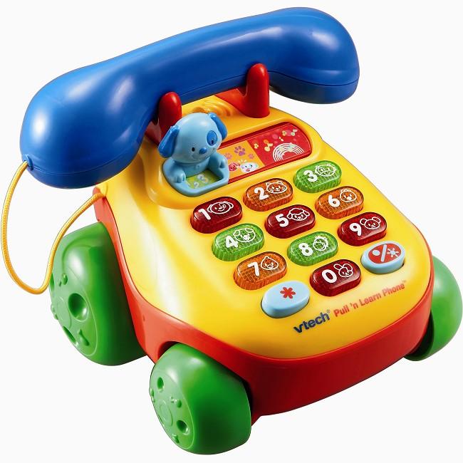 Vtech 歡樂寶寶學習電話