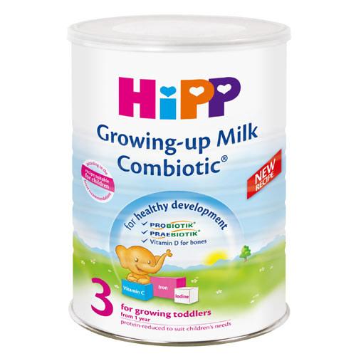【奇買親子購物網】HiPP喜寶雙益幼兒成長奶粉/1入