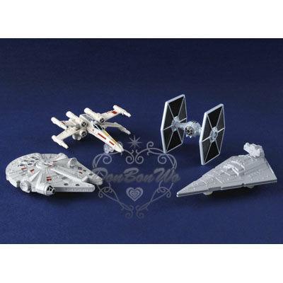 TOMY多美星際大戰船艦戰鬥機模型玩具千年鷹號821304海渡
