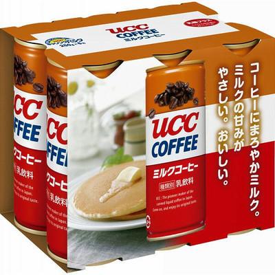 UCC經典牛奶咖啡6入組 250gX6