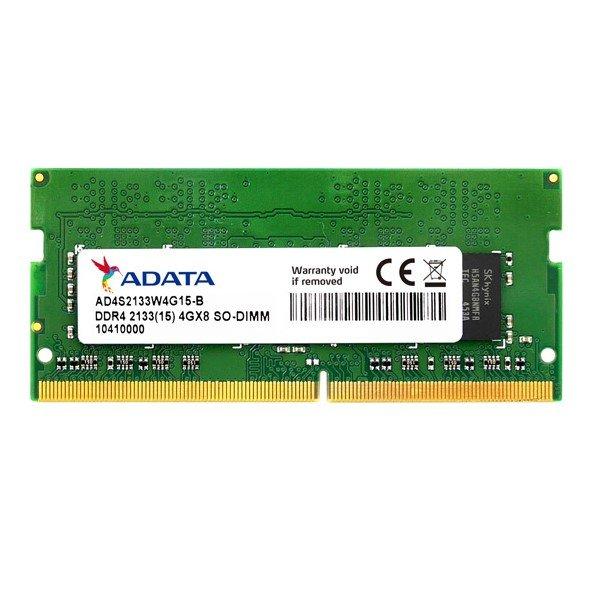 *╯新風尚潮流╭* 威剛 筆電 NB 記憶體 RAM DDR4-2133 4G 4GB AD4S2133W4G15-R