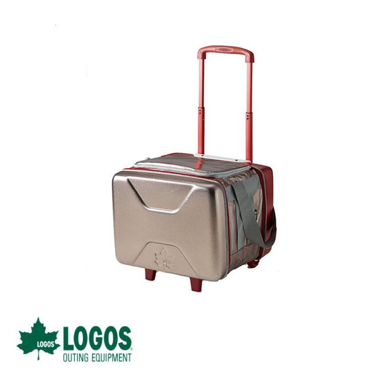 LOGOS 斷熱海霸超凍拖輪箱LG81670100 / 城市綠洲 (冰桶.露營.日本.楓葉.保鮮保冷)