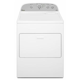 Whirlpool 惠而浦 12KG瓦斯乾衣機 WGD5000DW /ECO節能乾衣行程/51%節能省電設計